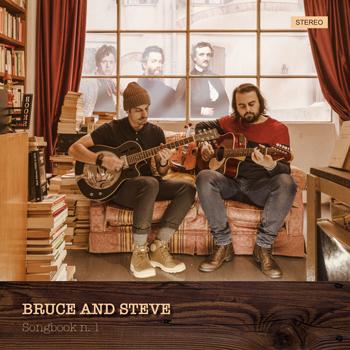 Songbook n.1 - album cover - Bruce and Steve